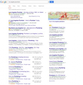 Google Local Business Listings